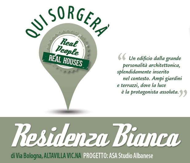 Residenza Bianca - Teaser