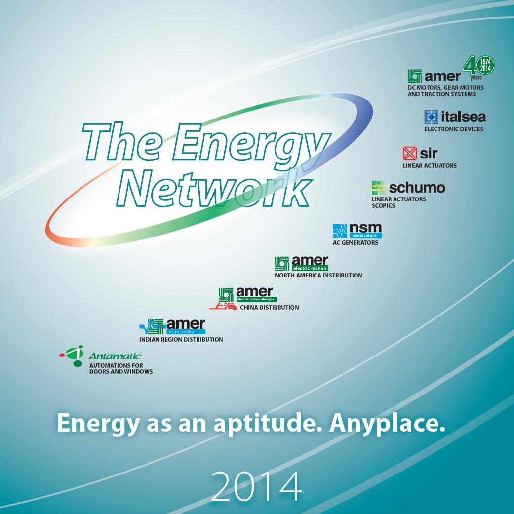 Energy Network - Amer 40°